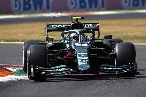 """Vettel over nieuw contract Aston Martin: """"Was niet echt spannend"""""""