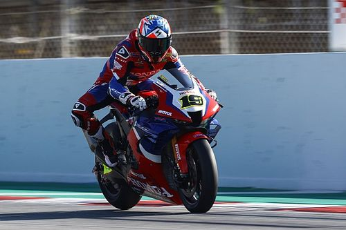 Honda podium a just reward for improvement, says Bautista