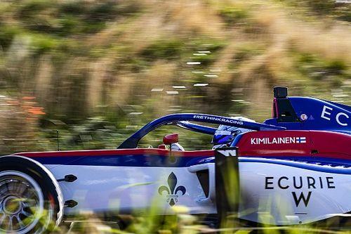 W Series: primer gran accidente en Zandvoort y pole de Kimilainen