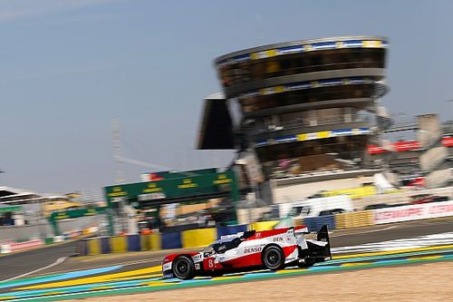 Le Mans 24, H20: Rebellion issues put Toyota well clear