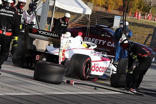 Super Formula tyre warmer ruling draws sceptical reaction