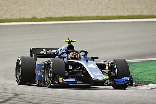 Drugovich topt tijdenlijst op derde dag F2-test