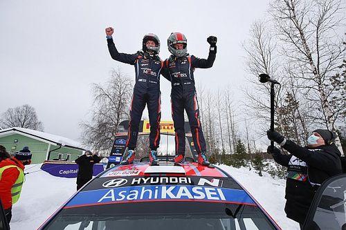 """WRC, Tanak: """"Ecco dove ho fatto la differenza al Rally Arctic"""""""