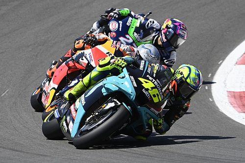 "Rossi ""more confident"" after Portugal MotoGP race"