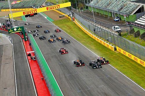 Formel-1-Kalender 2022: Die Übersicht