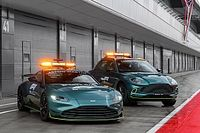 Aston Martin levert safety car voor de Formule 1