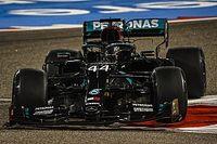 巴林大奖赛FP2:汉密尔顿继续最快,阿尔本失控撞墙