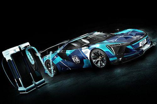 """""""画期的""""な電動GTシリーズ誕生へ! 市販EVと直結した新カテゴリーの技術詳細をFIAが発表"""