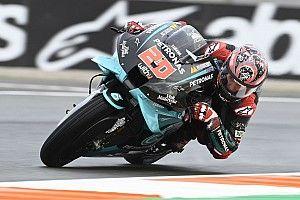 """MotoGP: Quartararo diz que lembrou de """"todos os sacrifícios"""" quando ganhou pela primeira vez"""