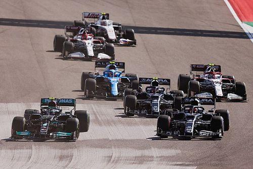 Tim-tim F1 Tak Punya Alternatif soal Penalti Grid Penggantian Mesin
