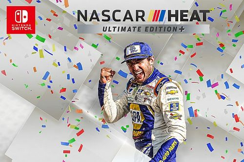 NASCAR Heat Ultimate Edition+ comes to Nintendo Switch