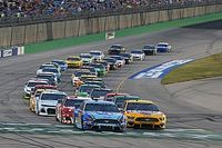 What time and channel is the Kentucky NASCAR race today?