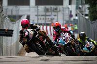 Macau GP voor motoren stopgezet na crashes