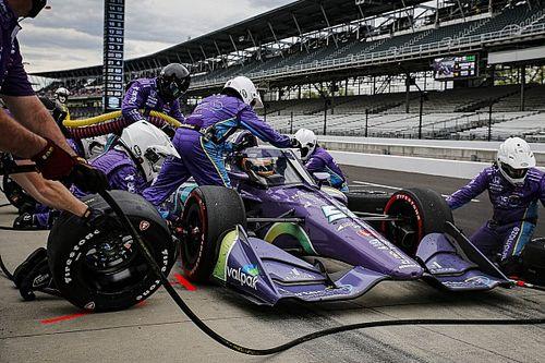 "Grosjean: Traffic ""definitely"" cost maiden IndyCar victory"