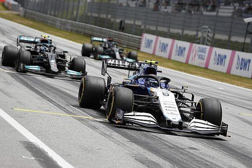 Transferts : Red Bull tance l'interférence de Mercedes chez Williams