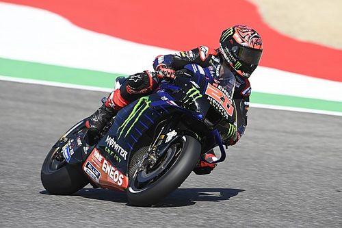 Mugello MotoGP: Quartararo smashes lap record to take pole