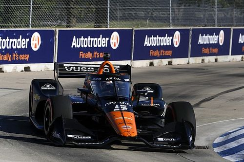 Indy: Pato O'Ward conquista pole position da primeira corrida de Detroit