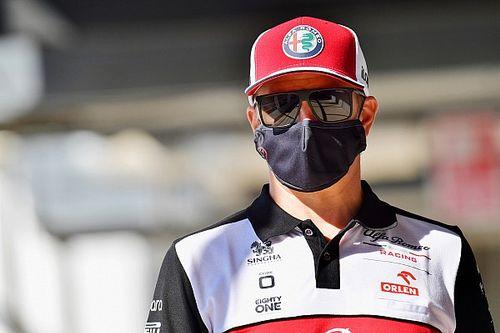 """Az Alfa Romeo majdnem vett Räikkönennek egy """"vakvezető kutyát"""" Portimao után"""