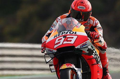 """Marquez had """"no problem"""" mentally at Jerez crash corner"""