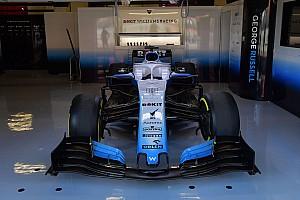 В Williams назвали срок прибытия новой машины на тесты