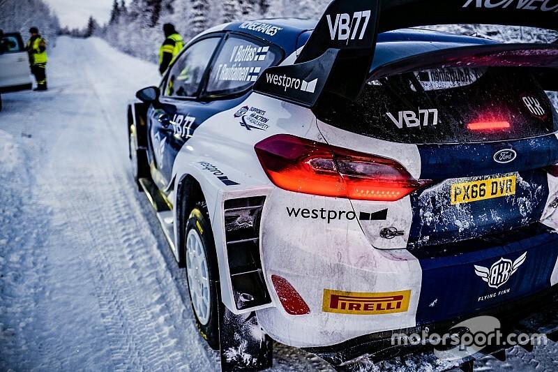 Bottas advised by M-Sport's Suninen ahead of rally debut