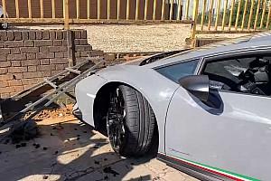 Vídeo: si te compras un Lamborghini, aprende a conducirlo