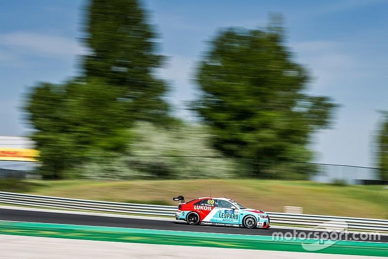 Jean Karl Vernay, pole en la 2ª clasificación del WTCR en Zandvoort