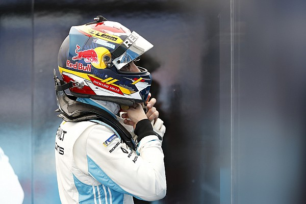Formule E Interview Buemi :