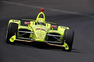 IndyCar Réactions Pagenaud deuxième après une