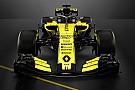 F1 Vídeo: El Renault RS18 sale a pista por primera vez en Barcelona