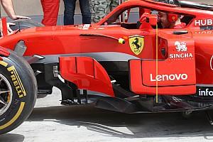 Fórmula 1 Análisis Los espejos de Ferrari muestran que sus rivales sospechan de todo su coche