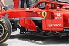 Analisis teknis: Dapat sorotan, Ferrari modif kaca spion inovatif