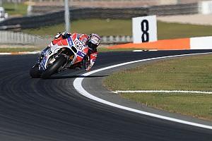 MotoGP Reaktion Ducati testet