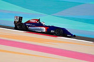 Indian Open Wheel Race report Bahrain MRF: Falchero beats Van Kalmthout to win Race 4