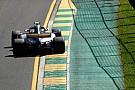 Формула 1 Mercedes сменила элементы силовой установки на машине Боттаса