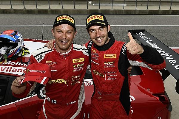 PWC Portland PWC: Vilander/Molina capture GT SprintX victory