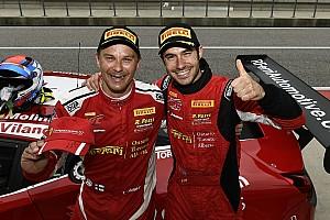 PWC Race report Portland PWC: Vilander/Molina capture GT SprintX victory