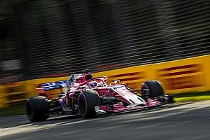 Перес: Force India не виправдовує очікувань