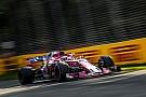 F1 開幕戦に大型アップデート導入も「期待よりも結果は悪い」とペレス