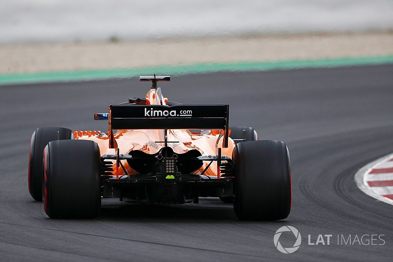 McLaren takes suspension to next level