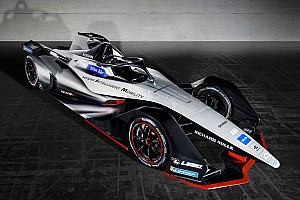 Formula E Motorsport.com hírek A Nissan megmutatta, milyen festéssel indul a Formula E-ben