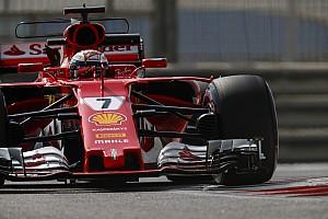 Fórmula 1 Crónica de test Raikkonen lidera el primer día de test en Abu Dhabi
