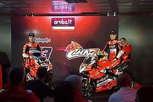 World Superbike Breaking news Ducati launches 2018 WSBK challenger