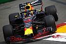 Formula 1 Horner, Red Bull'un ilk seanstaki performansından memnun