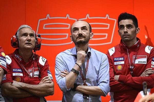 MotoGP Noticias Ducati concluye que el fallo de los frenos de Lorenzo fue técnico