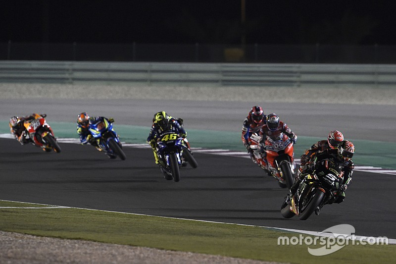Qatar MotoGP deal extended to 2031