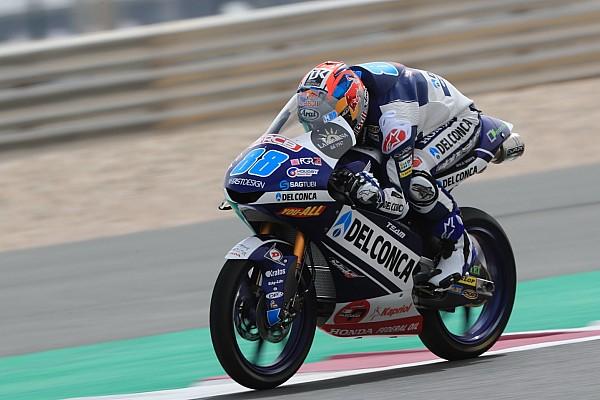 Moto3 Trainingsbericht Moto3 in Katar: Jorge Martin an der Spitze, Philipp Öttl Zehnter
