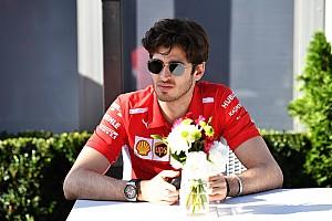 Le Mans Breaking news Ferrari adds Giovinazzi, Derani for Le Mans attack