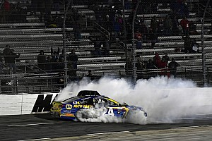 NASCAR Cup Breaking news Tempers flare between Elliott and Hamlin after