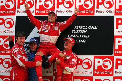 Los podios que más se han repetido en la Fórmula 1
